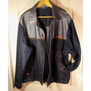 Ramp Authentic Street Gear jean trucker jacket